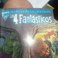 Cómics: LOS 4 FANTÁSTICOS NUMERO 2.MARVEL COMICS. Lote 136112282