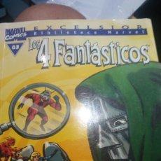 Cómics: LOS 4 FANTÁSTICOS NUMERO 3.MARVEL COMICS. Lote 136112386