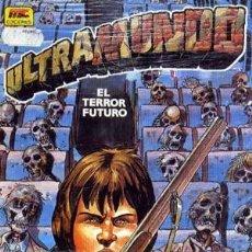 Cómics: ULTRAMUNDO TOMOS - M.C. EDICIONES 1987 - 2 TOMOS COMPLETA. Lote 136140406