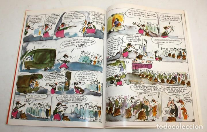 Cómics: LOTE DE 36 COMICS -TOTEM BIBLIOTECA-SUPER TOTEM-TOTEM AVENTURAS Y VIAJES.ETC..CON DIBUJO ORIGINAL - Foto 11 - 136183382