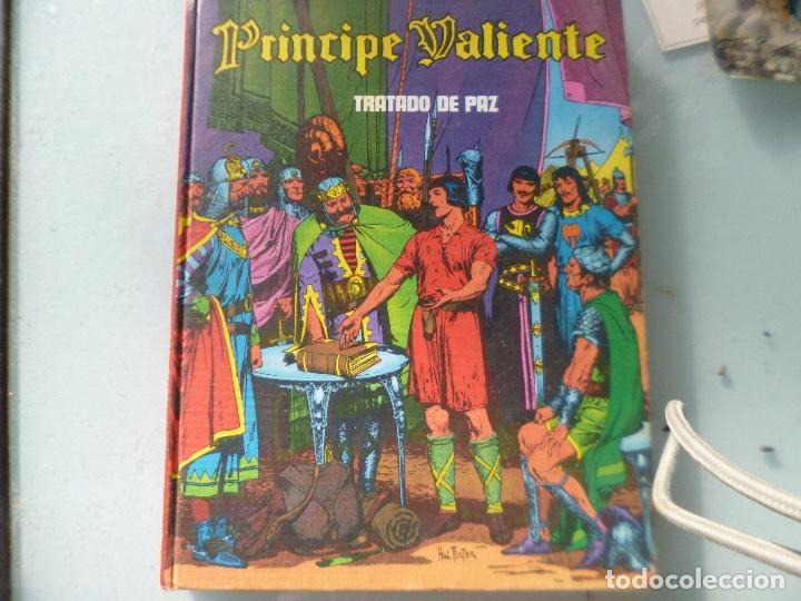 CÓMIC EL PRÍNCIPE VALIENTE. TOMO II, TRATADO DE PAZ - ED. BURU LAN / BURULAN, AÑO 1972 PAG 160 (Tebeos y Comics - Buru-Lan - Principe Valiente)
