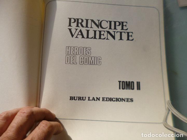 Cómics: Cómic El Príncipe Valiente. Tomo II, Tratado de Paz - Ed. Buru Lan / Burulan, Año 1972 pag 160 - Foto 2 - 136220346