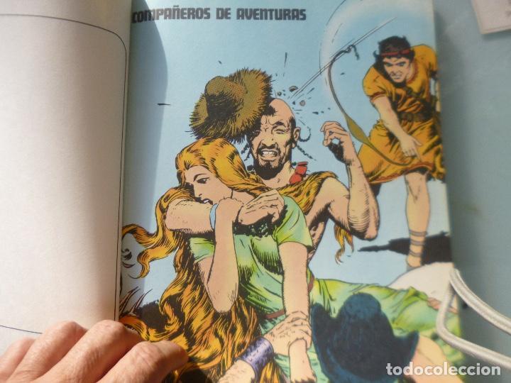 Cómics: Cómic El Príncipe Valiente. Tomo II, Tratado de Paz - Ed. Buru Lan / Burulan, Año 1972 pag 160 - Foto 4 - 136220346