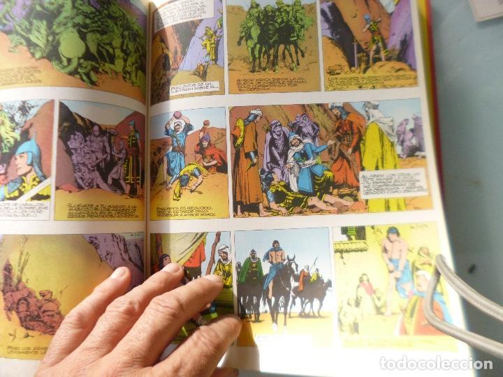 Cómics: Cómic El Príncipe Valiente. Tomo II, Tratado de Paz - Ed. Buru Lan / Burulan, Año 1972 pag 160 - Foto 6 - 136220346