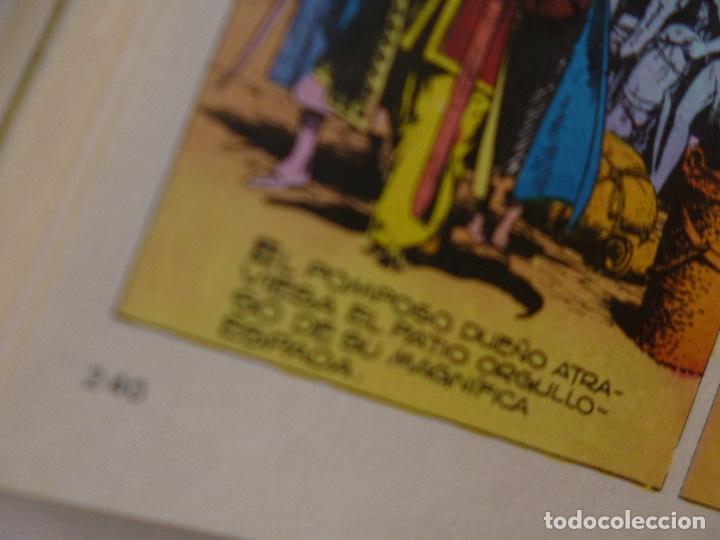 Cómics: Cómic El Príncipe Valiente. Tomo II, Tratado de Paz - Ed. Buru Lan / Burulan, Año 1972 pag 160 - Foto 7 - 136220346