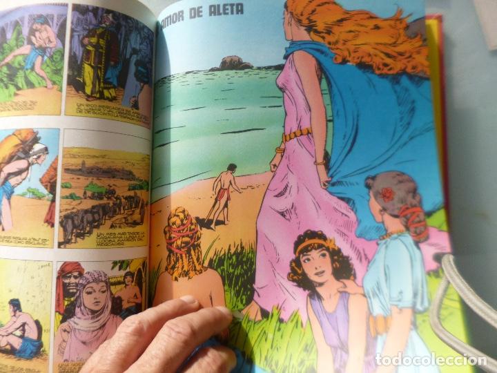 Cómics: Cómic El Príncipe Valiente. Tomo II, Tratado de Paz - Ed. Buru Lan / Burulan, Año 1972 pag 160 - Foto 9 - 136220346