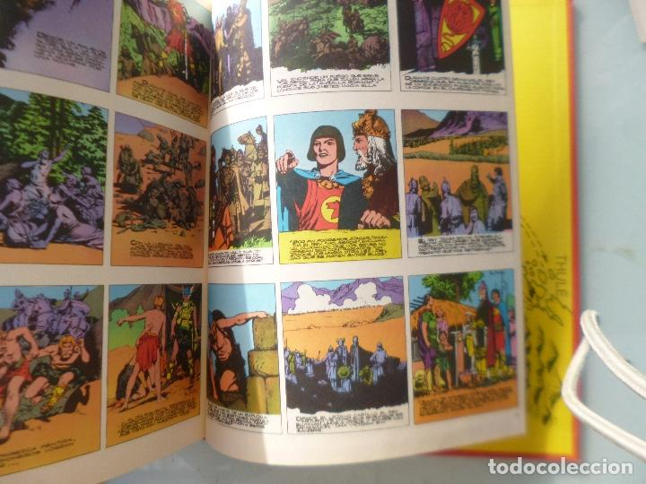 Cómics: Cómic El Príncipe Valiente. Tomo II, Tratado de Paz - Ed. Buru Lan / Burulan, Año 1972 pag 160 - Foto 11 - 136220346