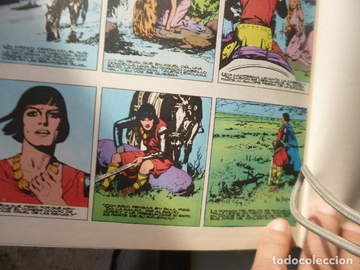 Cómics: Cómic El Príncipe Valiente. Tomo II, Tratado de Paz - Ed. Buru Lan / Burulan, Año 1972 pag 160 - Foto 12 - 136220346