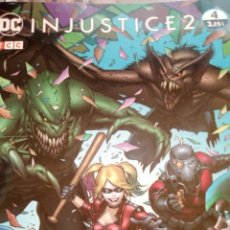 Cómics: INJUSTICE 2 N° 4. Lote 136259002