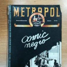 Cómics: METROPOL #5. Lote 136391206