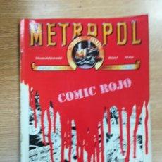 Cómics: METROPOL #7. Lote 136391262