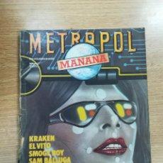 Cómics: METROPOL #12. Lote 136391662