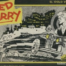 Cómics: ALBUM: RED BARRY: EL IDOLO VERDE. Lote 136394962