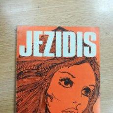 Cómics: EROGYS #2 JEZIDIS (GERARDO RODRIGUEZ - GISA EDICIONES). Lote 136398902