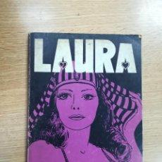Cómics: EROGYS #4 LAURA (GUILLERMO BESTARD - GISA EDICIONES). Lote 136399330