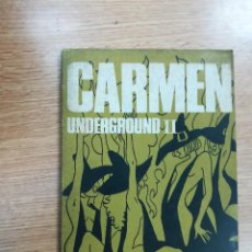 Cómics: EROGYS #5 CARMEN UNDERGROUND II (SERAFIN - GISA EDICIONES). Lote 136399482