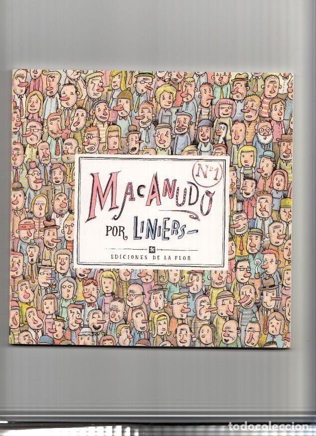 Ediciones la Flor: Macanudo numero 1, usado segunda mano