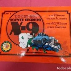 Cómics: AGENTE SECRETO X-9. Nº 5 . UN DETECTIVE CLÁSICO DE LOS AÑOS TREINTA. EDICIONES ESEUVE. Lote 136525134