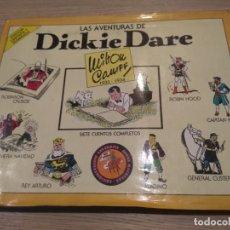 Cómics: LAS AVENTURAS DE DICKIE DARE. 1989. EDICIONES ESEUVE. EDICIÓN NÚMERADA 0430.. Lote 136549450