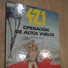 Cómics: 421. OPERACIÓN DE ALTOS VUELOS. TIMUN MAS. 1992. 1ª EDICIÓN. NUMERO 2. Lote 136556162
