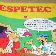 Cómics: SUPER LOTE COMICS BRAVO ROMPETECHOS ZIPI ZAPE TIO VIVO SUPER ZIPI ZAPE.............. Lote 136631670