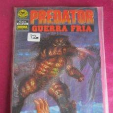 Fumetti: PREDATOR GUERRA FRIA - ED. NORMA - COLECCION COMPLETA DE 4 NUMEROS C48. Lote 136704366