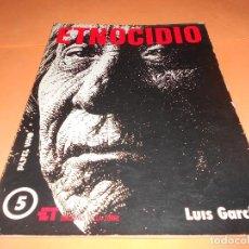 Cómics: ETNOCIDIO. EDITORIAL LA TORRE 1979 48 PÁGINAS. LUIS GARCIA. RÚSTICA.. Lote 136772130