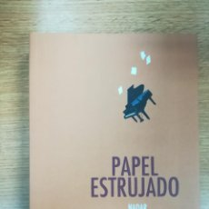 Cómics: PAPEL ESTRUJADO (NADAR) (ASTIBERRI). Lote 136850834