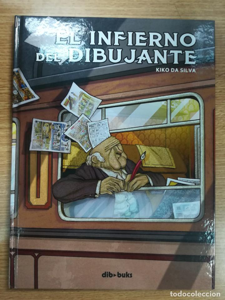 EL INFIERNO DEL DIBUJANTE (KIKO DA SILVA) (DIBBUKS) (Tebeos y Comics - Comics otras Editoriales Actuales)