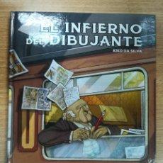 Cómics: EL INFIERNO DEL DIBUJANTE (KIKO DA SILVA) (DIBBUKS). Lote 136859462