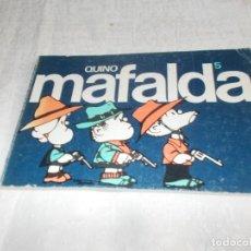 Cómics: MAFALDA 5 LUMEN. Lote 136869522