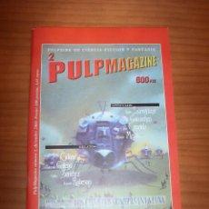 Cómics: PULPMAGAZINE - NÚMERO 2 - AÑO 2000 - MUY BUEN ESTADO. Lote 136870358