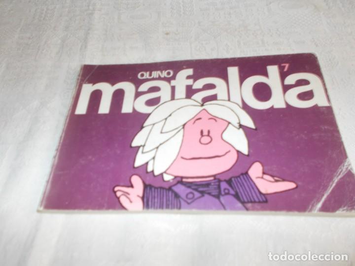MAFALDA 7 LUMEN (Tebeos y Comics - Comics otras Editoriales Actuales)