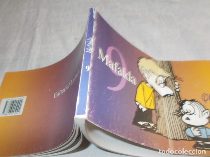 Cómics: MAFALDA 9 Lumen - Foto 2 - 136871274