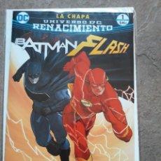 Fumetti: BATMAN FLASH #1_LA CHAPA. Lote 137146582
