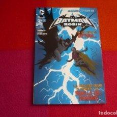 Cómics: BATMAN Y ROBIN Nº 2 ( PETER J. TOMASI GLEASON ) ¡MUY BUEN ESTADO! ECC NUEVO UNIVERSO DC . Lote 137157194