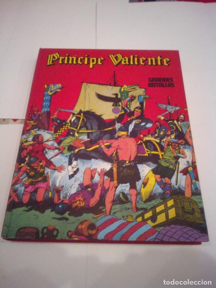 PRINCIPE VALIENTE - BURU LAN - MUY BUEN ESTADO - TOMO 8 - GORBAUD (Tebeos y Comics - Buru-Lan - Principe Valiente)