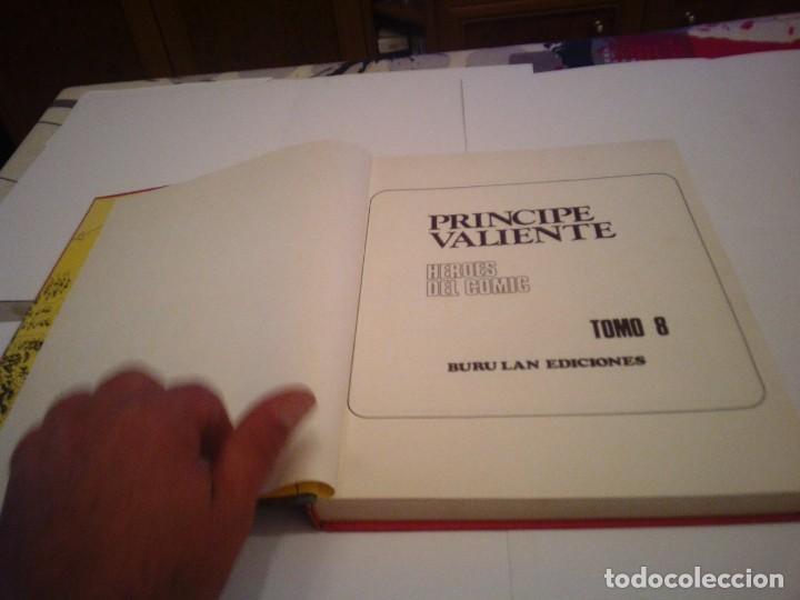 Cómics: PRINCIPE VALIENTE - BURU LAN - MUY BUEN ESTADO - TOMO 8 - GORBAUD - Foto 3 - 137227966