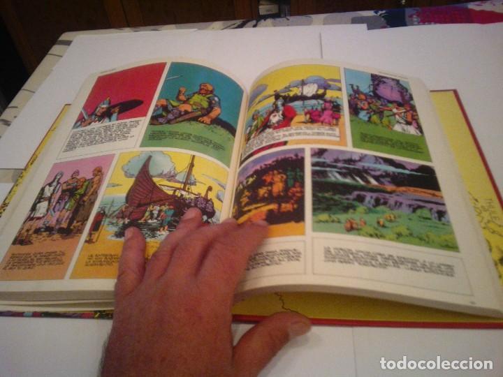 Cómics: PRINCIPE VALIENTE - BURU LAN - MUY BUEN ESTADO - TOMO 8 - GORBAUD - Foto 6 - 137227966
