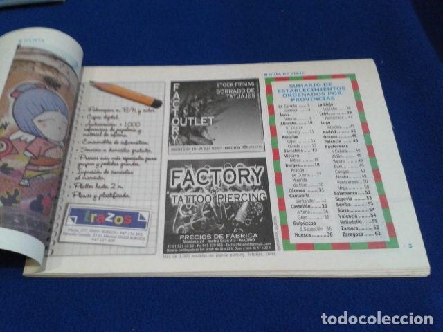 Cómics: REVISTA MONOGRAFICO. 141 ( JORGE ALDERETE ) 63 PAGINAS NO! NO VOY A EXPONER EN EL GUGGENHEIM - Foto 4 - 137256222