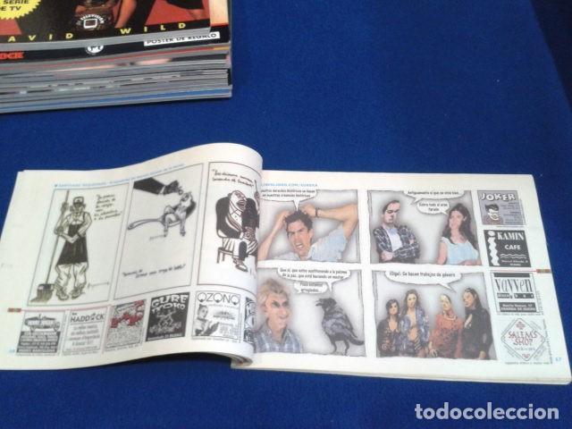 Cómics: REVISTA MONOGRAFICO. 141 ( JORGE ALDERETE ) 63 PAGINAS NO! NO VOY A EXPONER EN EL GUGGENHEIM - Foto 5 - 137256222