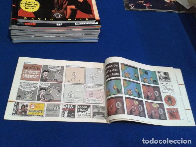 Cómics: REVISTA MONOGRAFICO. 141 ( JORGE ALDERETE ) 63 PAGINAS NO! NO VOY A EXPONER EN EL GUGGENHEIM - Foto 9 - 137256222