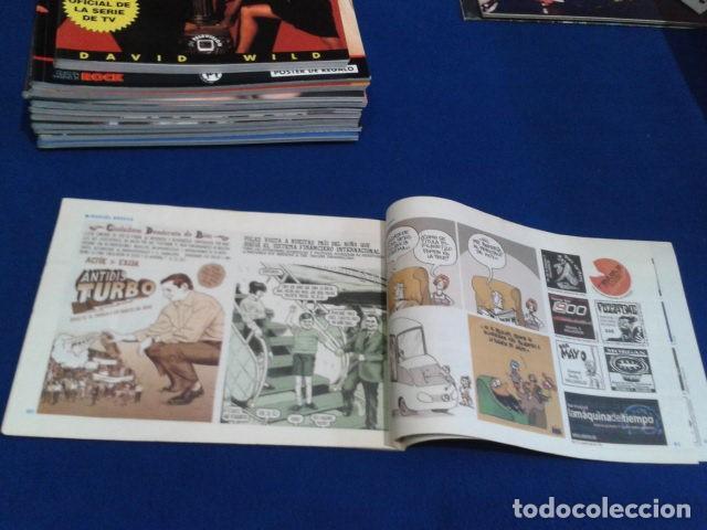 Cómics: REVISTA MONOGRAFICO. 141 ( JORGE ALDERETE ) 63 PAGINAS NO! NO VOY A EXPONER EN EL GUGGENHEIM - Foto 10 - 137256222