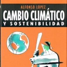 Cómics: CAMBIO CLIMÁTICO Y SOSTENIBILIDAD.ALFONSO LÓPEZ.PANINI CÓMICS.. Lote 137327122