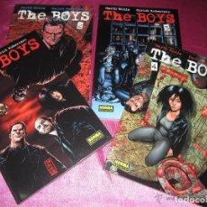 Comics : THE BOYS 1 2 3 4 NORMA.. Lote 137375590