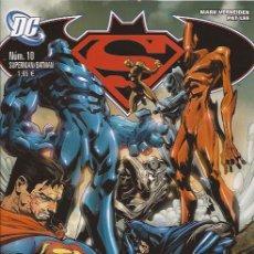 Cómics: COMIC- SUPERMAN BATMAN Nº 10 DC COMICS PLANETA. Lote 137400966