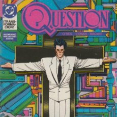 Cómics: QUESTION. ZINCO 1988. Nº 11. Lote 187187525