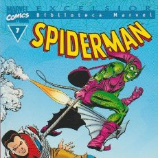 Cómics: BIBLIOTECA MARVEL: SPIDERMAN. FORUM 2003 (EXCELSIOR). Nº 7. Lote 137521042