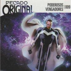Cómics: PODEROSOS VENGADORES. PANINI 2013. Nº 9. Lote 137523765