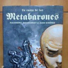 Cómics: LA CASTA DE LOS METABARONES INTEGRAL ( MONDADORI , RESERVOIR BOOKS ) - JODOROWSKY Y JUAN GIMENEZ. Lote 137535246